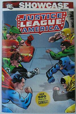 Showcase Presents Justice League of America Vol. 3 (2007, DC), SC, 500+ pages