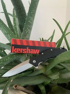 "KERSHAW OSO Sweet 3.1"" Pocket Survival Utility Knife Free Open Assist SHARP"