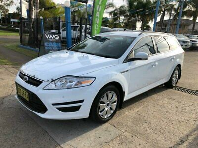 2012 Ford Mondeo MC LX Automatic A Wagon