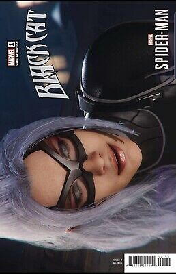 Black Cat #1 Video Game Variant 1:10 06/05/2019 Presell Ratio Nm