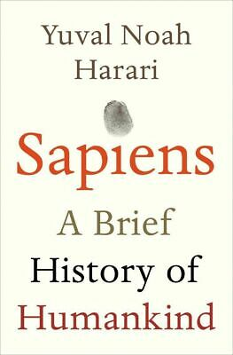 Sapiens : A Brief History of Humankind by Yuval Noah - PDF *FAST DELIVERY*