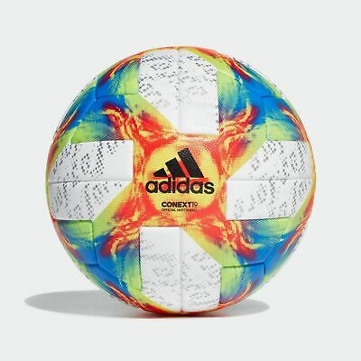 Adidas Conext 19 European Qualifiers Official Game Ball