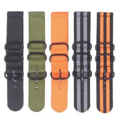 High quality watch strap Army Military G10 18 20 22 24mm Fabric For Nato Navy
