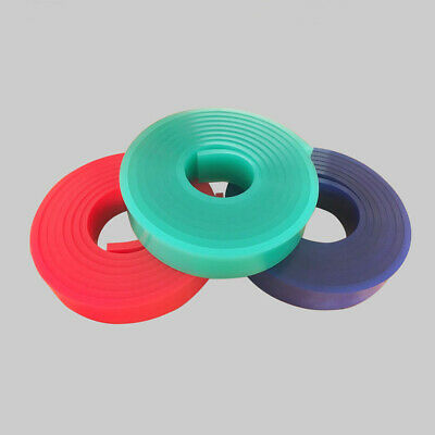 "65 Duro Durometer Screen Printing Squeegee Blade Roll - 144"" / 12 FT"