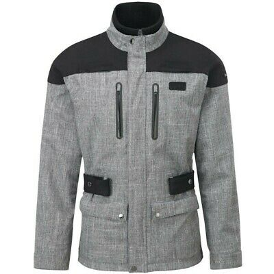 NEW Knox Armour All Sports Men's Waterproof Motorcycle Textile Jacket
