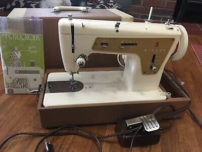 Singer Model 237 Sewing Machine - Zigzag