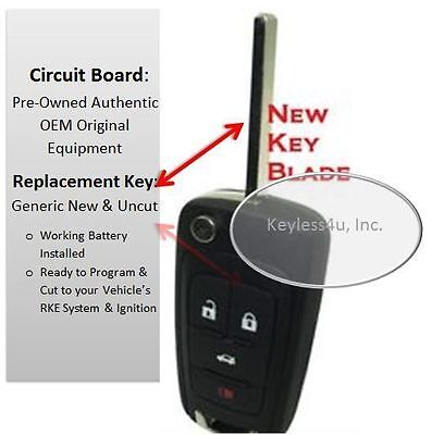 REMOTE KEYLESS FOB Replacement Battery Terminal Clip For GM - $4 99