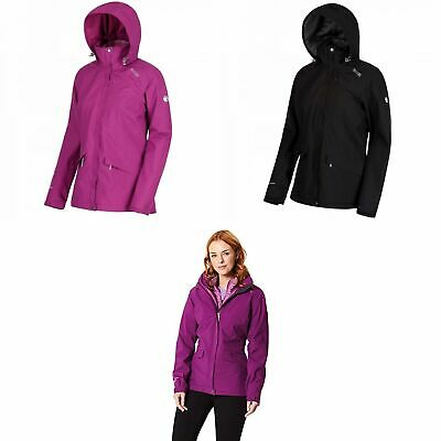 Regatta Womens/Ladies Calyn II Hooded Jacket (RG3731)