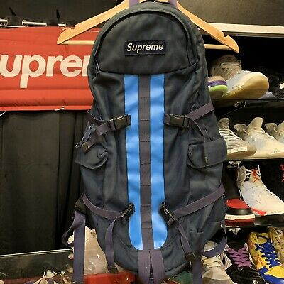 59d4a097b6dc SUPREME CORDURA 39TH Contour Backpack Bag Green Grey FW15 Very Rare ...