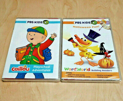 Pbs Kids Halloween Dvd.Pbs Kids Halloween Fun Spooktacular Halloween New Dvd 8 76