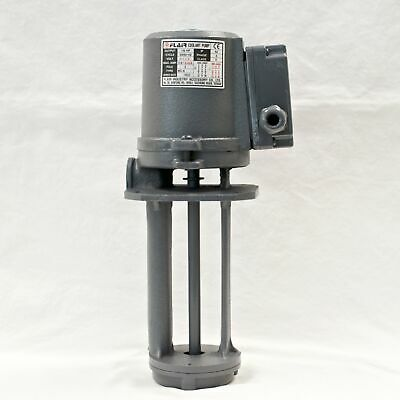 "1/6 HP Machinery Coolant Pump, 220V/440V, 3PH, Shaft 6"" (150mm), CE, FLAIR"