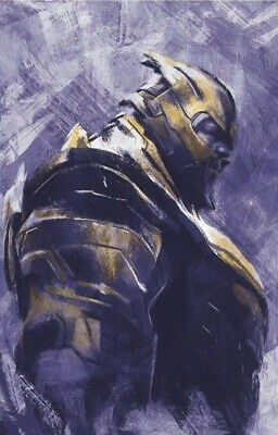 Art Poster Avengers 4 End Game Movie Russo Brothers Marvel 20x30 Wall Print T-77