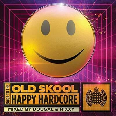 Back To The Old Skool Happy Hardcore [4/19] New Cd