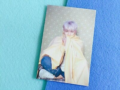 Bangtan boys BTS 6th mini album persona map of the soul official postcard RM