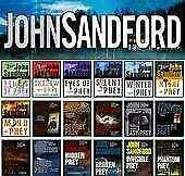 John Sandford [Lucas Davenport Series 1-23] (MP3 Audiobook) 📧⚡Email Delivery⚡📧