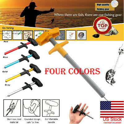 US Easy Fish Hook Remover New Fishing Tool Minimizing The Injuries Tools Fishes