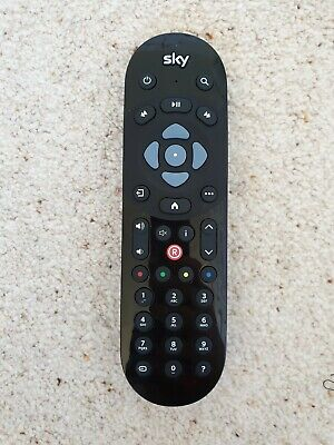 SKY Q INFRARED REMOTE CONTROL NEW TYPE EC101 with VOICE CONTROL