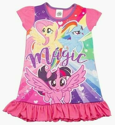 Official My Little Pony girls nightdress. New with tags.