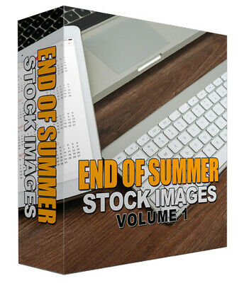 End Of Summer Stock Images Vol 1