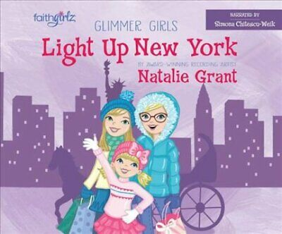 Light Up New York by Natalie Grant 9781520069999 | Brand New | Free UK Shipping