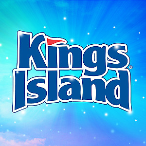 Kings Island e-tickets - 1 Day General Day Admission (Total of 2 e-tickets)