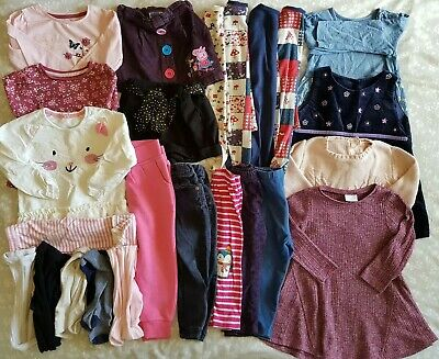 Girls Autumn Bundle 18-24 Months Lots!