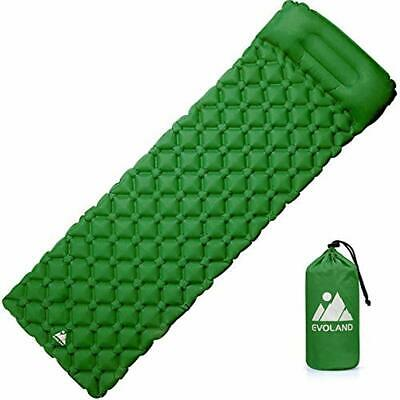 Ultralight Sleeping Pad for Camping, Inflatable Lightweight Compact Camping ...