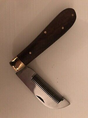 Thinning Comb, Pulling Comb, Fold Up, Mane and Tail, FREE UK Postage