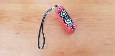 Emperor Pocket Radio Tascabile Transistor Vintage Om Red