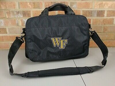 f016406d04d Under Armour Wake Forest Messenger Bag Coaches Briefcase Travel Weekender