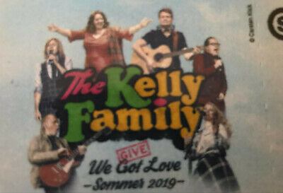 Kelly Family Mönchengladbach 15.06.2019 SparkassenPark We Give Love Sommer 2019