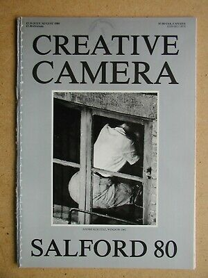 Creative Camera. July/August 1980. Andre Kertesz, Harold Riley, Russell Lee, etc