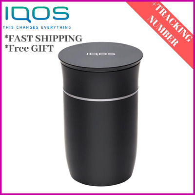 IQOS Car Container Heetstick Heets Black Ashtray Original by Philip Morris 3 2