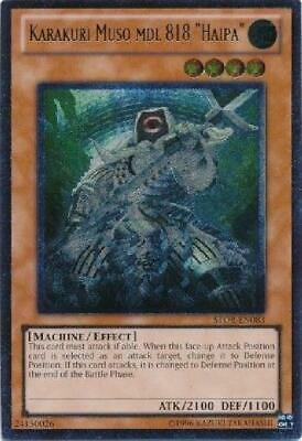 YUGIOH ULTIMATE RARE ULT HOLO FROM REMAINING SETS 1ST OR UNLIMITED ED U PICK