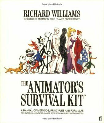 Richard Williams Animator's Survival Kit PDF