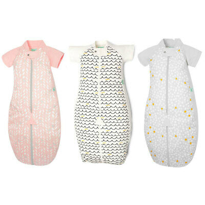 ErgoPouch Organic/Cotton 1.0 TOG Sleep Suit Bag 8-24m Baby w/ Room Thermometer