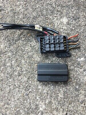 Ford escort power distribution module