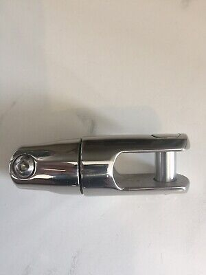 S/S 316 Anchor Connector Single Swivel, suits 6-8mm chain