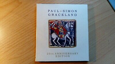 Paul Simon Graceland - 25th Anniversary Edition Double CD/DVD Set