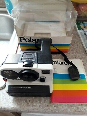 Polaroid 3500 In Original Box