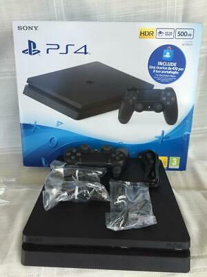 PlayStation 4 SLIM - PS4 500 GB - Usata
