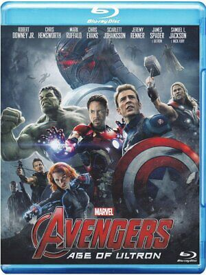 Blu-Ray Avengers - Age Of Ultron