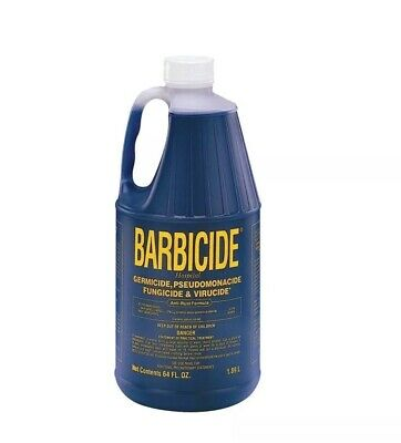 BARBICIDE Disinfectant | LARGE Concentrate Solution | GERMICIDAL 64 Oz 1.89L 😱