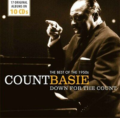 Audio Cd Count Basie - Down For The Count - The Best Of The 1950s (10 Cd)