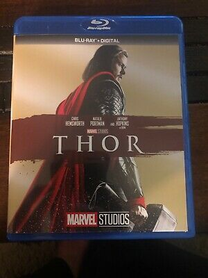 Marvel Thor (Blu-ray Disc, 2017) Disney