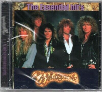Whitesnake CD The Essential Hit's Brand New Sealed Rare