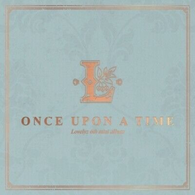 Lovelyz-[Once Upon A Time]6th Mini Album Limited CD+Poster+Booklet+PhotoCard+etc