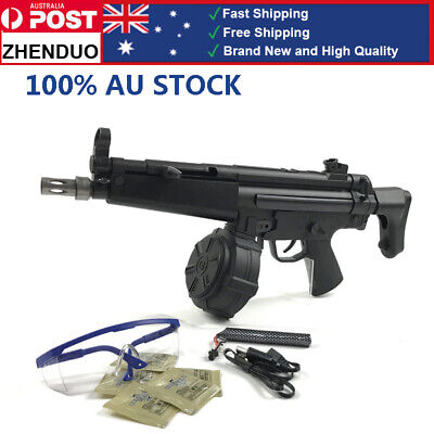 NEW JM MP5 Gel Ball Blaster V2 Toy Gun Water Crystal Bullets Magzaine Outdoor AU