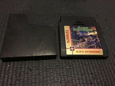 Alien Syndrome (Nintendo Entertainment System NES) Cart Only