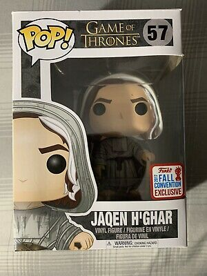 Funko Pop! Game of Thrones #57 2017 Fall Convention Exclusive Jaqen H'ghar